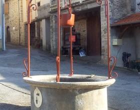 Réfection d'un puits
